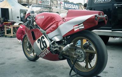 Cagiva 500cc GP racer