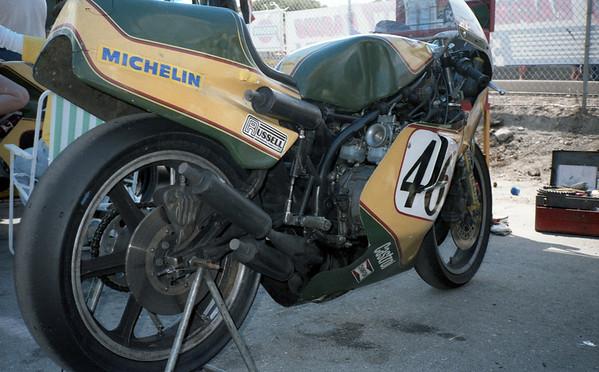 1985 Laguna Seca Champion 200