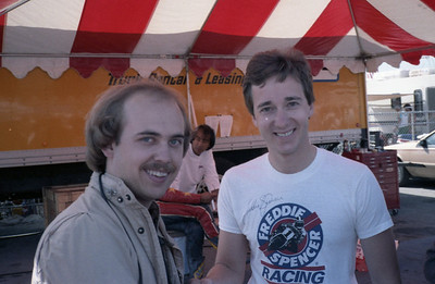 Craig Howell & Freddy Spencer