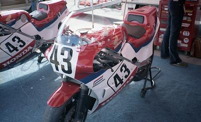 Mike Baldwin's Honda RS500