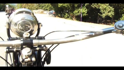 Onboard video shot on Alpine Road near Portola.  I didn't even know the camera was recording!
