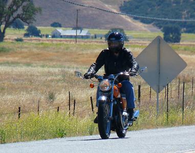 Norton rider