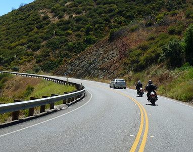 Nearing Morro Bay