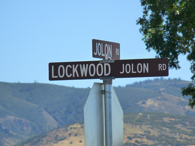 The Lockwood Store intersection