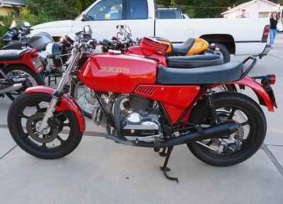 Paul's Ducati