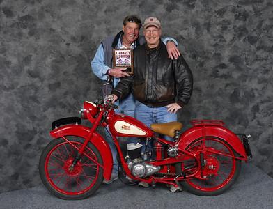 Kerry Bach, Street Lightweight to 499cc 1946-1962, Open - 1952 BSA Bantam D1