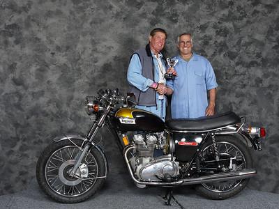 Michael Bloed, Best Vintage Triumph - 1974 Triumph T150V Trident