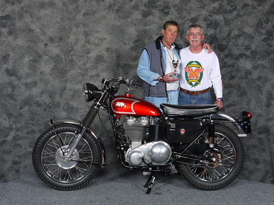 Paul Allen, Best AJS/Matchless - 1967 Matchless	G80CS