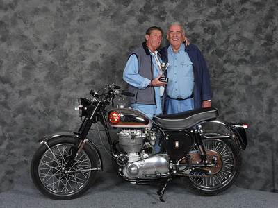 Tom O'Callaghan, Best Pre-Unit BSA - 1956 BSA Gold Star DBD 34