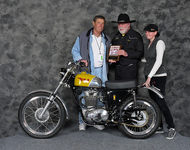 Dave Molloy, Street Lightweight 1963-1970, Open - 1969 BSA B44 Victor Special