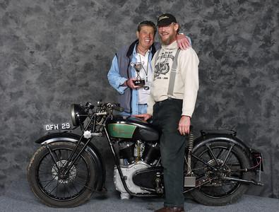 Jeff Scott, Best Royal Enfield - 1939 Royal EnfieldKX 1140