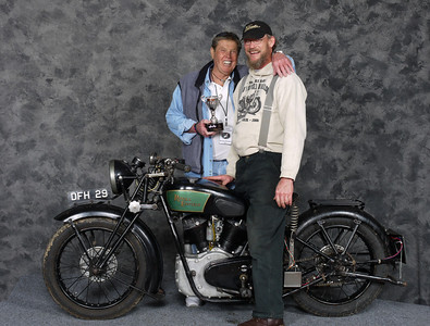 Jeff Scott, Best Royal Enfield - 1939 Royal Enfield	KX 1140