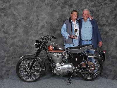 Tom O'Callaghan, Best BSA Gold Star - 1956 BSA Gold Star DBD 34
