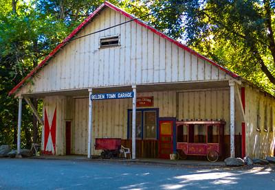 The Belden Town Garage