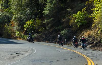 Kalle, Dan, Windsor and John on CA 49