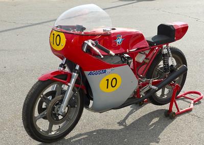 Yoshi's MV Four racer