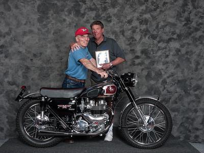 1956MatchlessG11 Sport TwinWinner:SheldonGeeClass: Honorable Mention/Silver Star Award