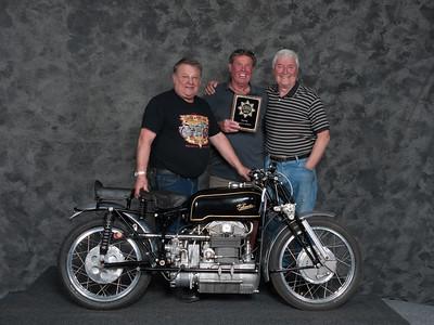 1939VelocetteRoarer RecreationWinner:DanSmithClass: Honorable Mention/Silver Star Award