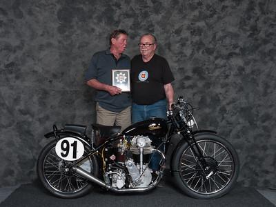 1938VelocetteKSSWinner:FredMorkClass: Roadrace, Open