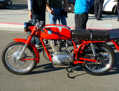 Benelli 250