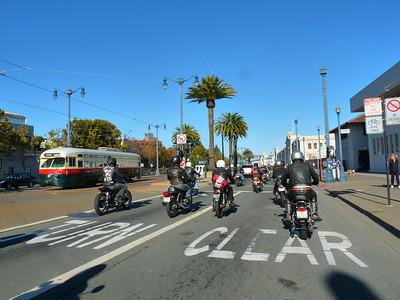 On the SF Embarcadero