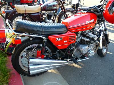 Benelli 750 six cylinder
