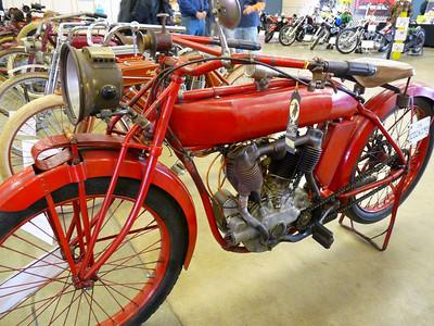 Pre-16 Spacke De Luxe engined twin