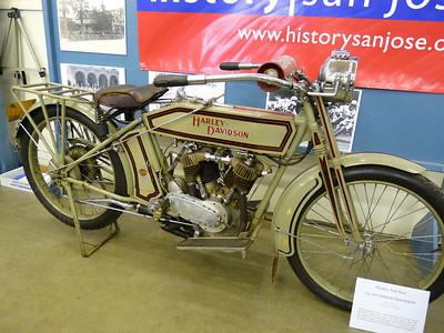 1915 Harley Davidson twin