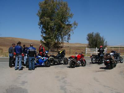 On hwy 41 near Shandon, CA
