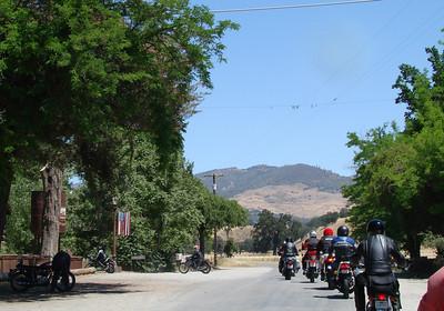 Parkfield, CA. Population 18
