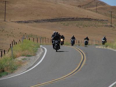 On hwy 41 near Creston, CA