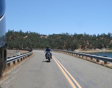 Lake Naciemento Dam