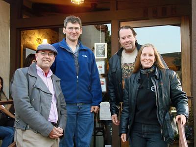 Mitch, Les, Paul & Ann-Marie