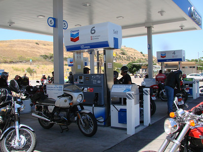 Outside San Miguel on the 101