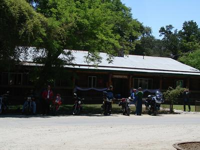 The Parkfield Cafe & Inn