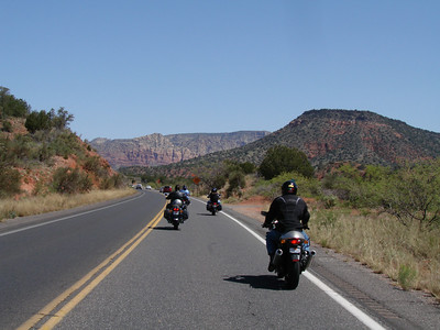 Not far from Sedona