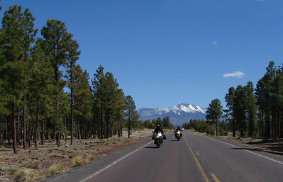 Leaving Flagstaff, AZ