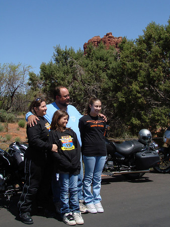 Dwayne & family