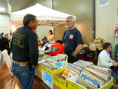 I buy 30 or 40 old magazines from this guy every year!
