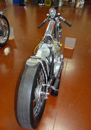 BSA triple drag bike