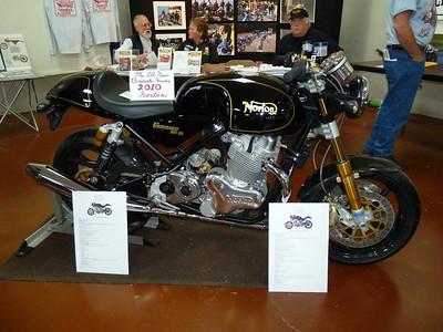 2010 Norton Commando 961 SE