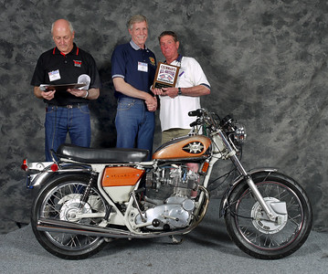 Honorable Mention, Jim Tomich, 1971 BSA Rocket 3