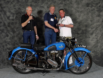 Jim Tomich, Best Rudge. 1937 Rudge Ulster