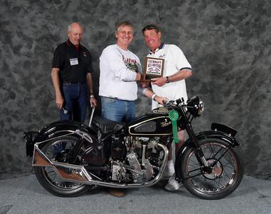 John Ellis, Street Lightweight, 1946-1962, Modifed. 1947 Velocette KSS