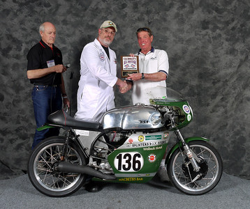 Ron Halem, Roadrace 1946-1983, Modified. 1960 BSa Gold Star Manx Racer