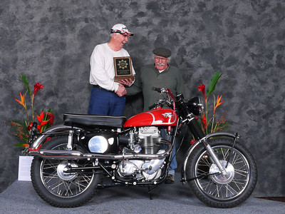 """PaulMooney, """"Street Middleweight 1963-1970, Production"""", 1964 Matchless G80CS"""