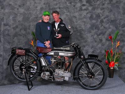 Paul Adams, Best Norton, 1924 Norton 1B