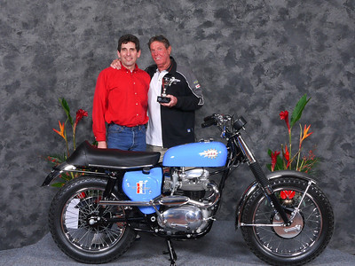 Gary Edwards, Best Unit BSA	1967, BSA A50 Wasp