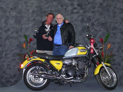 Edward, Peterson, Best Contemporary Triumph, 1999 Triumph Legend TT