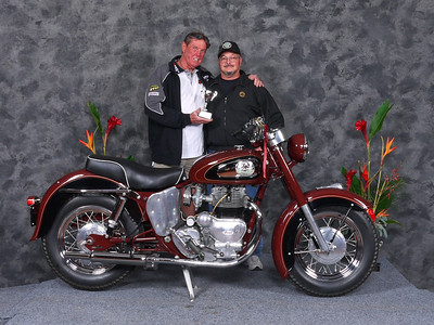 Michael Ewing, Best Royal Enfield, 1960 Royal Enfield Indian Chief